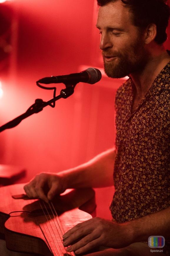 Dan Musil performing Live at Spectrum.